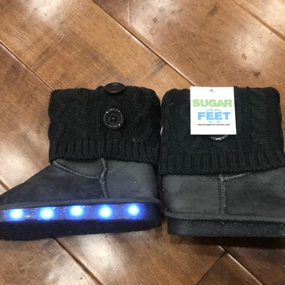 Shoes | Led Light Up Boots | Poshmark